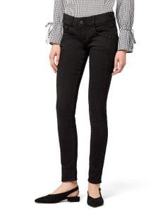 Herrlicher Gila Slim Damen Jeans 5606 DB840 671 Tempest Denim Black, Herrlicher Farben:671 Tempest, Jeans Größen:W29/L32