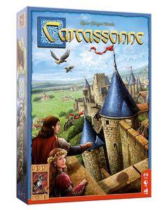 999 Games brettspiel Carcassonne