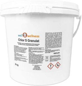Chlorgranulat schnell löslich  5Kg
