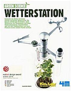 HCM KINZEL Green Science-Wetterstation