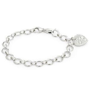 Fossil JFS00153040 Damen Armband Silber