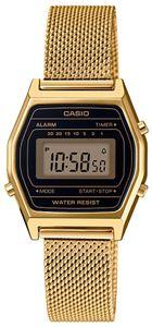 Casio Retro Uhr Damenuhr LA690WEMY-1EF Digital Armbanduhr