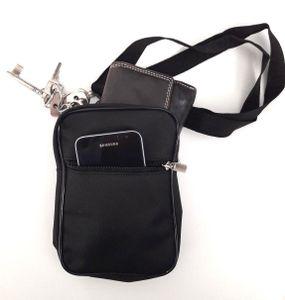 1a FESTIVAL TASCHE BAG Männerhandtasche Gürteltasche Umhängetasche Schultertasche Reisetasche + Ersatzschulterriemen (lang)