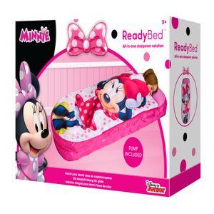 Ready - Fertig Bett - aufblasbar inkl. Pumpe Minnie