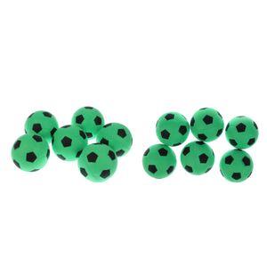 12Stk. Fußball Schaumstoffball Softball Schaumball Spielball Spielzeug