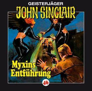 Sinclair,John Folge 46-Myxins Entführung