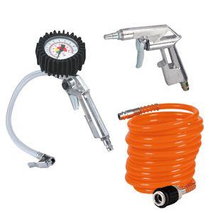 Einhell Kompressoren-Zubehör Druckluftset 3-tlg