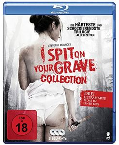 I Spit On Your Grave 1-3