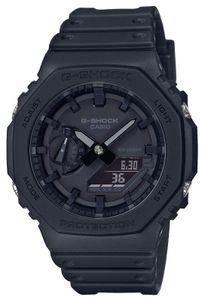 Casio G-Shock Uhr GA-2100-1A1ER Armbanduhr schwarz