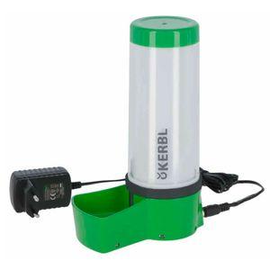 Kerbl Haustier-Wasserspender NoFrost Superior 2.0 8W 330 ml Grün