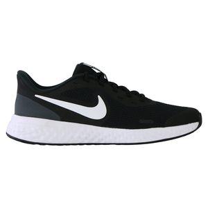 Nike Revolution 5 (GS) Laufschuhe Kinder Schwarz (BQ5671 003) Größe: 39