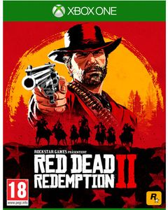 Red Dead Redemption 2 Xbox One AT