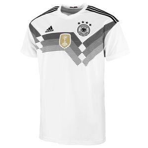 adidas DFB Herren Heimtrikot BR7843 WM Trikot  2018, Größe:L