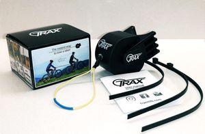 TRAXmtb Fahrrad-Schlepp-System