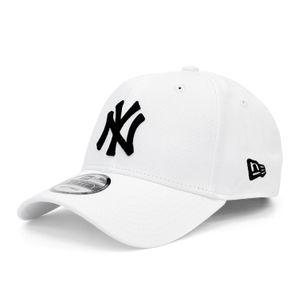 New Era 9forty New York Yankees Cap, white