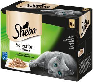 MSC Sheba Sauce F.Vielf.12x85g