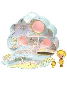 DJECO Tinyly Puppenhaus Sunny & Mia house