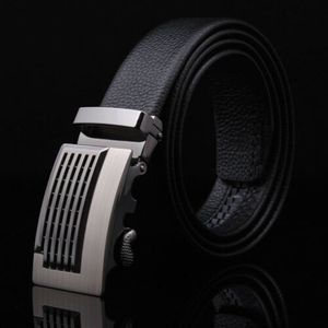 Neu Mode Herrengürtel Ledergürtel Hosengürtel Jeansgürtel Business Anzug R1N6