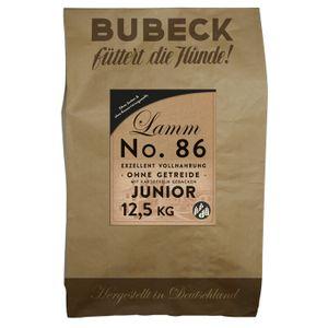 Trockenfutter getreidefrei Welpe mit Lamm von Bubeck 12,5Kg