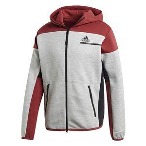 Adidas ZNE FZ MGREYH/LEGRED MGREYH/LEGRED S