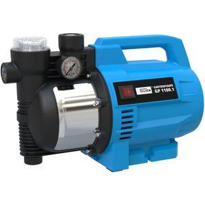 GÜDE Gartenpumpe Bewässerungspumpe Teichpumpe Wasserpumpe 4600l 1100W GP 1100.1