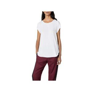Vero Moda Boca SS Top Shirt 10104030 weiß, Größe:L