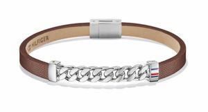 Tommy Hilfiger Womens Bracelet Silver 2700953