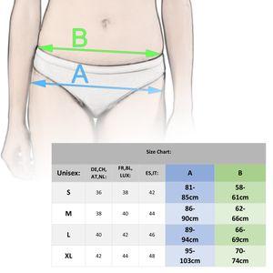 Fabio Farini - 6er Pack Damen Baumwolle Panties mit dezenter Spitze, Größe:XL, Farbe:Multifarb Set