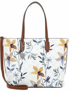 Tamaris Damen Handtasche weiß 30924 Größe: 1 EU
