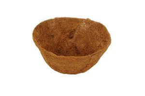 Kokoseinsatz 25 cm Pflanzschalen Kokos Einsatz Hanging Basket Ampel Einsatz