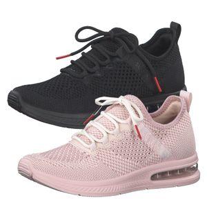 s.Oliver Damen Halbschuhe Sneaker 5-23633-26, Größe:38 EU, Farbe:Schwarz