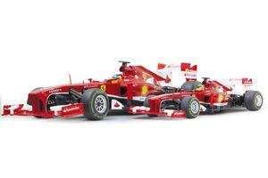 Ferrari F1 1:12 rot 27MHz