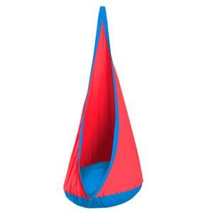 La Siesta Hängehöle Joki Outdoor spider rot blau; JKD70-23