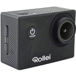 Rollei Actioncam 372, Farbe:Schwarz