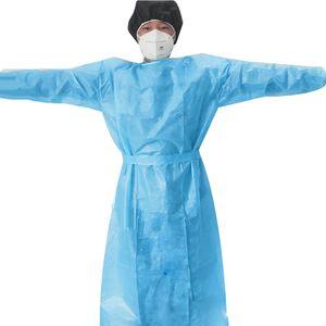 1-teilige Einweg-Staubschutzkleidung aus Staubschutzkleidung