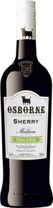 Osborne Sherry Golden Medium  | 15 % vol | 0,75 l