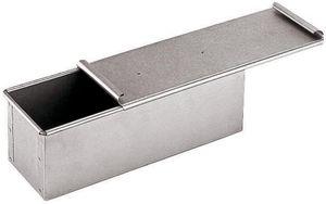 Sambonet Pasticceria Aluminiumüberzug Brotform m.Deckel 20 P0002-P00114-41750-20