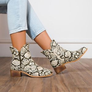 Damen Damen Herbstschuhe Mode Square Heels Knöchel Einzelschuhe Kurze Stiefel Größe:37,Farbe:Beige