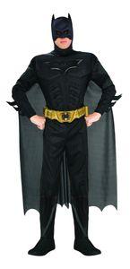 Batman Kostüm für Herren, Größe:L