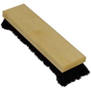 Tapezierbürste 230x60mm Holzgriff unlackiert Tapetenbürste Kunstborsten gestanzt