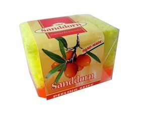 Naturfreunde-MV Sanddorn Peeling Seife