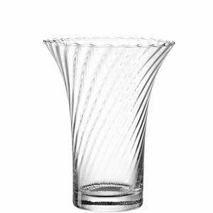 LEONARDO Ravenna, Zylinderförmige Vase, Glas, Transparent, Tisch, Indoor, 220 mm