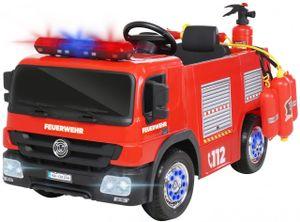Kinder Elektroauto Feuerwehrauto Feuerwehr Elektrofahrzeug Kinderauto Spielzeug