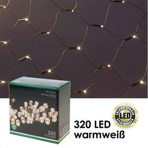 Centi Lichternetz LED 320 LED, Warmweiß, 300 x 150 cm 716087
