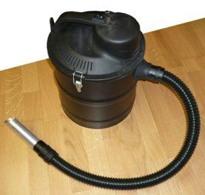 Aschesauger mit Motor Lienbacher 1200W 18 Liter mit Abklopfmechanik
