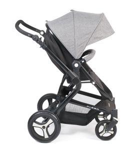 Chic 4 Baby Kombi Passo Kinderwagen Jeans grey
