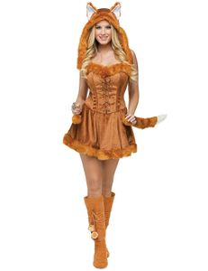 Foxy Lady Kostüm, Größe:M/L
