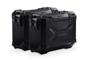 SW-MOTECH TRAX ADV Alukoffer-System VFR 800 X Crossrunner
