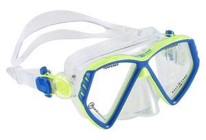 Aqua Lung Sport Cub Jr Light Blue/Bright Green Light Blue/Bright Green S