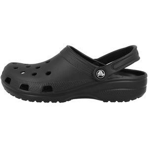 crocs S CLASSIC 10001 Sandalen Schwarz Schuhe, Größe:38-39